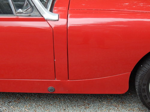 1964 Healey sprite Mk111 SOLD (picture 3 of 6)