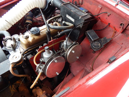1964 Healey sprite Mk111 SOLD (picture 5 of 6)