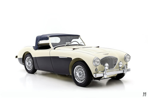1956 Austin Healey 100M Roadster SOLD (picture 2 of 6)