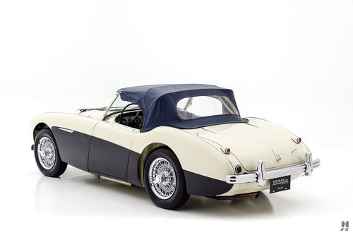 1956 Austin Healey 100M Roadster SOLD (picture 4 of 6)