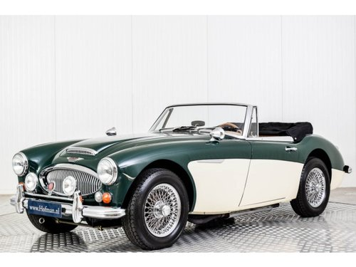 1966 Austin Healey 3000 MK3 Phase 2 Overdrive For Sale (picture 1 of 6)