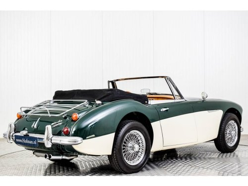 1966 Austin Healey 3000 MK3 Phase 2 Overdrive For Sale (picture 2 of 6)
