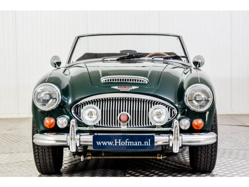 1966 Austin Healey 3000 MK3 Phase 2 Overdrive For Sale (picture 3 of 6)
