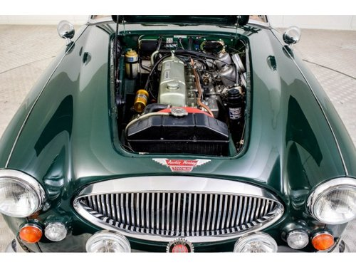 1966 Austin Healey 3000 MK3 Phase 2 Overdrive For Sale (picture 4 of 6)