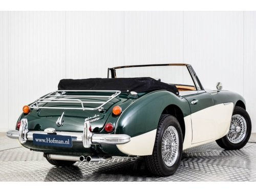 1966 Austin Healey 3000 MK3 Phase 2 Overdrive For Sale (picture 5 of 6)