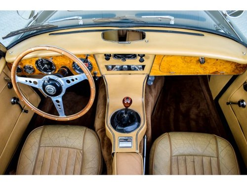 1966 Austin Healey 3000 MK3 Phase 2 Overdrive For Sale (picture 6 of 6)