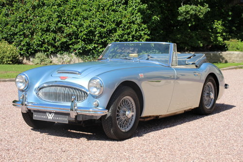 Austin Healey 3000 MkII 1963 Beautiful Example SOLD (picture 1 of 6)
