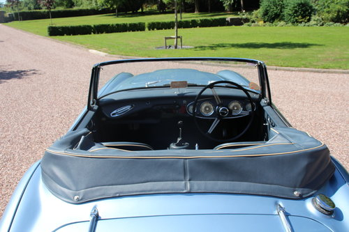 Austin Healey 3000 MkII 1963 Beautiful Example SOLD (picture 4 of 6)