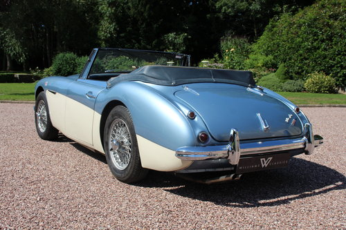 Austin Healey 3000 MkII 1963 Beautiful Example SOLD (picture 6 of 6)