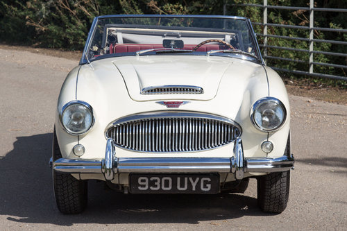 1962 Austin Healey 3000 MKIIA  SOLD (picture 1 of 6)
