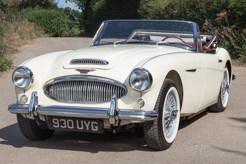 1962 Austin Healey 3000 MKIIA  SOLD (picture 2 of 6)