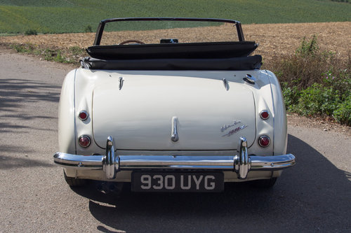 1962 Austin Healey 3000 MKIIA  SOLD (picture 4 of 6)