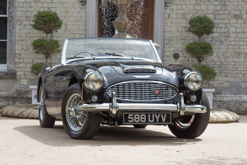 1959 Austin Healey 3000 MK1 (BN7) Two-Seater | Rare, Perfect SOLD (picture 1 of 6)