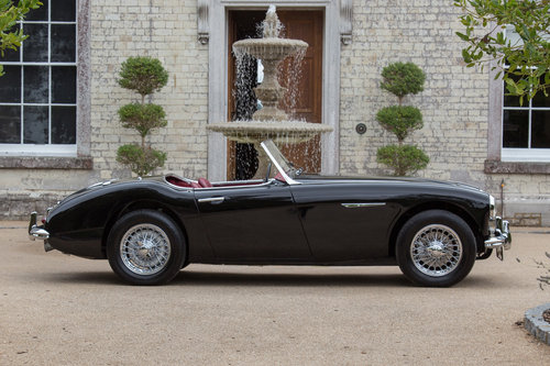 1959 Austin Healey 3000 MK1 (BN7) Two-Seater | Rare, Perfect SOLD (picture 3 of 6)