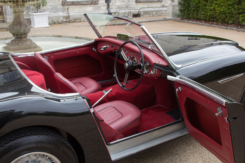 1959 Austin Healey 3000 MK1 (BN7) Two-Seater | Rare, Perfect SOLD (picture 6 of 6)