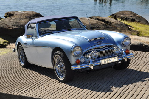 Austin Healey 3000 BJ8 1967 Fully Restored SOLD (picture 1 of 6)