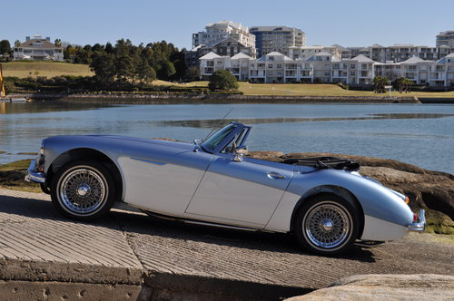 Austin Healey 3000 BJ8 1967 Fully Restored SOLD (picture 2 of 6)