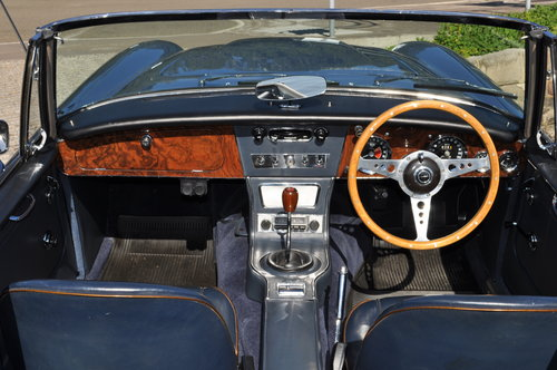 Austin Healey 3000 BJ8 1967 Fully Restored SOLD (picture 4 of 6)