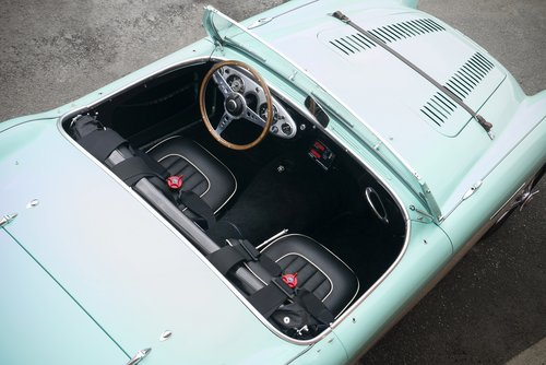 Austin Healey 100/4 - 1956 BN2 Factory Le Mans 100M For Sale (picture 5 of 6)