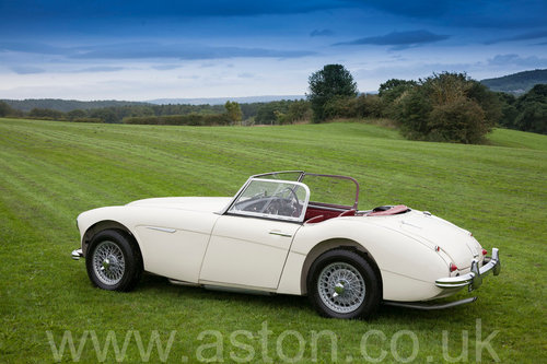 1957 Austin Healey 100/6 BN4 For Sale (picture 3 of 6)