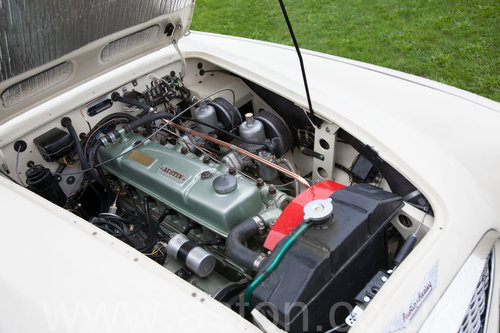 1957 Austin Healey 100/6 BN4 For Sale (picture 5 of 6)