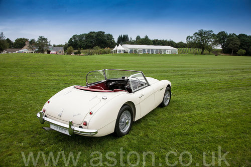 1957 Austin Healey 100/6 BN4 For Sale (picture 6 of 6)