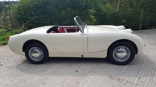 1960 Austin Healey Frogeye Sprite SOLD (picture 2 of 6)