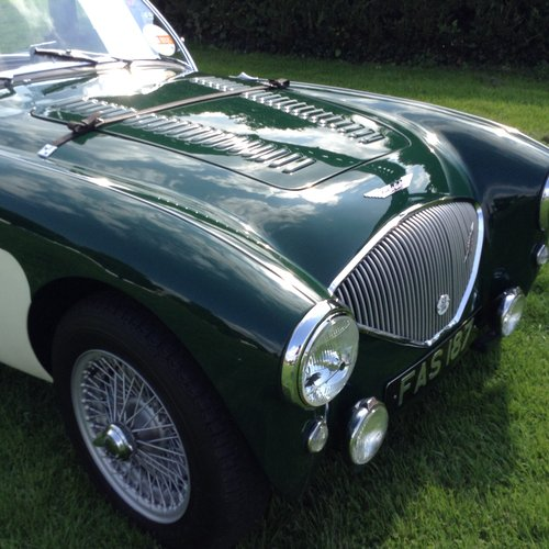1956 Austin Healey BN 2 100-4 Fast Road SOLD