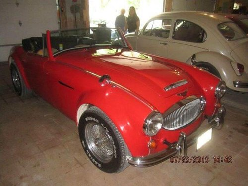 1967 Austin Healey 3000 Sebring For Sale (picture 2 of 6)