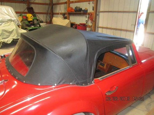 1967 Austin Healey 3000 Sebring For Sale (picture 3 of 6)