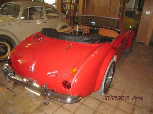 1967 Austin Healey 3000 Sebring For Sale (picture 4 of 6)