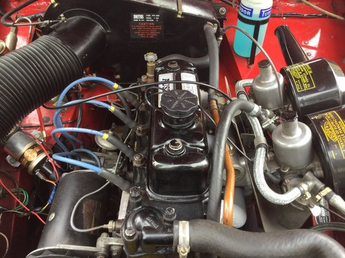 1971 MkIV Sprite For Sale (picture 3 of 6)