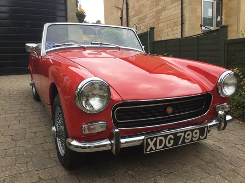 1971 MkIV Sprite For Sale (picture 4 of 6)