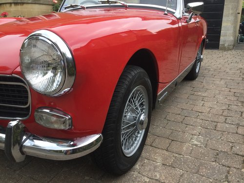 1971 MkIV Sprite For Sale (picture 5 of 6)