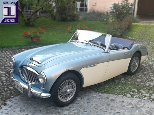 BEAUTIFUL 1961 AUSTIN HEALEY 3000 MK1 RHD For Sale (picture 1 of 6)