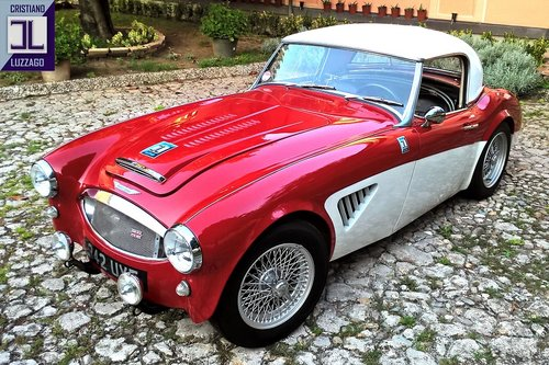EXCEPTIONAL 1960 AUSTIN HEALEY 3000 BN7 with Rawles Motorspo For Sale (picture 1 of 6)