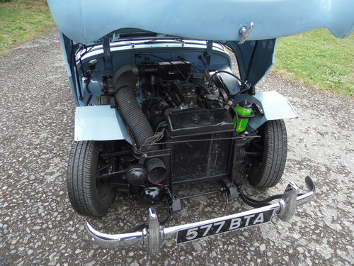 1960 Austin Healey Frogeye Sprite For Sale (picture 4 of 6)
