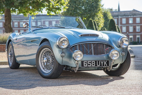 1960 Austin Healey 3000 MkI Two-Seater | Restored 2014 SOLD (picture 1 of 6)