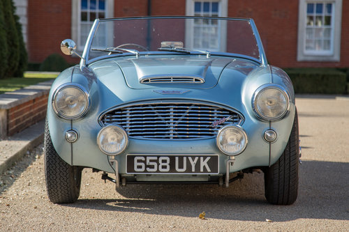 1960 Austin Healey 3000 MkI Two-Seater | Restored 2014 SOLD (picture 2 of 6)