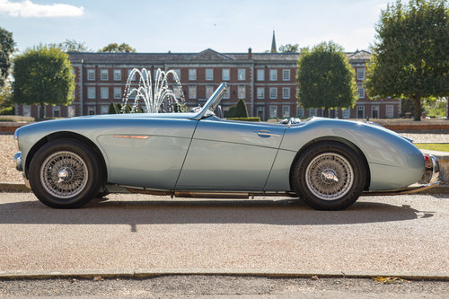 1960 Austin Healey 3000 MkI Two-Seater | Restored 2014 SOLD (picture 3 of 6)