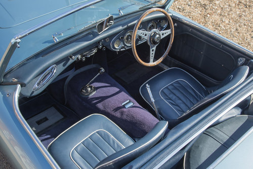 1960 Austin Healey 3000 MkI Two-Seater | Restored 2014 SOLD (picture 5 of 6)