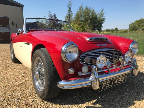 1957  Austin Healey 100/6 BN4 -  2600cc For Sale (picture 5 of 6)
