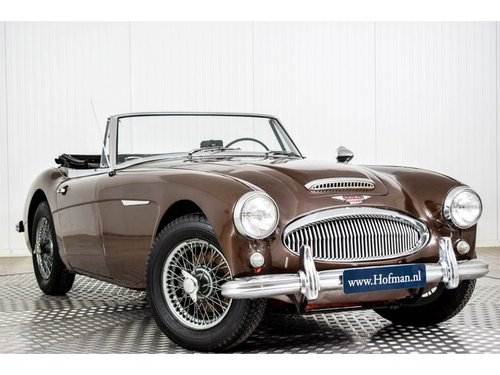 1963 Austin Healey 3000 MK2 BJ7 Overdrive For Sale (picture 3 of 6)