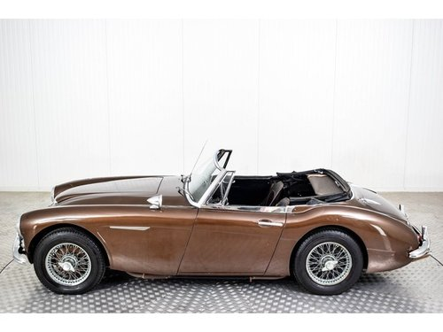1963 Austin Healey 3000 MK2 BJ7 Overdrive For Sale (picture 5 of 6)