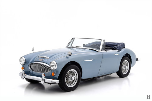 1965 AUSTIN HEALEY 3000 MKIII ROADSTER SOLD (picture 1 of 6)
