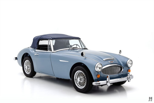 1965 AUSTIN HEALEY 3000 MKIII ROADSTER SOLD (picture 2 of 6)