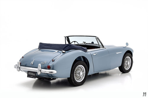 1965 AUSTIN HEALEY 3000 MKIII ROADSTER SOLD (picture 3 of 6)