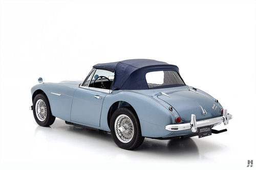 1965 AUSTIN HEALEY 3000 MKIII ROADSTER SOLD (picture 4 of 6)