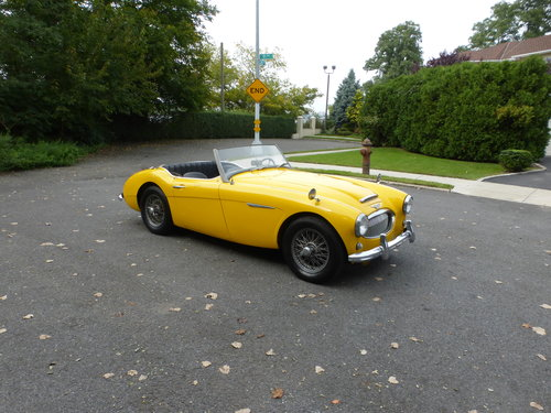 1962 Austin Healey 3000 Tri-Carb A Driver For Sale (picture 1 of 6)