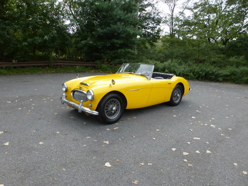 1962 Austin Healey 3000 Tri-Carb A Driver For Sale (picture 3 of 6)
